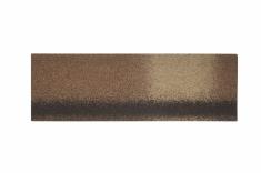 Коньково-карнизная черепица Alta-Roof Сандаловый А-HR-16