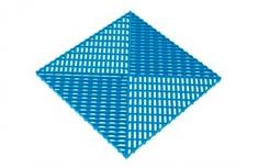 Решётка с дополнительным обрамлением, цвет Синяя